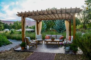 Arbor and Pergola design and installation in Lincoln - Lincoln Deck Builders